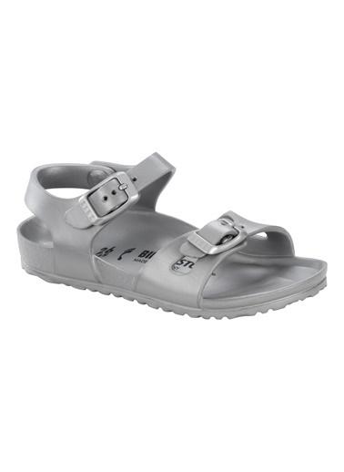 Birkenstock Sandalet Gri